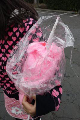 コットンキャンディー(綿菓子)